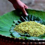 Cốm làng Vòng:Nét văn hóa ẩm thực độc đáo