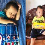 Hai bệnh nhi được điều trị miễn phí nhờ tấm lòng vàng của Lương y Nguyễn Bá Nho