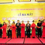 Ra mắt Tạp chí Văn hóa Doanh nghiệp Việt Nam