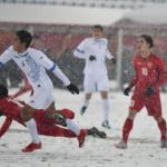 U23 Việt Nam 1-1 U23 Uzbekistan: Quang Hải ghi bàn (Hiệp 1)