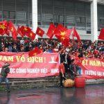 Việt Nam rực sắc đỏ trước trận chung kết U23 châu Á
