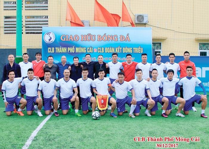 CLB bóng đá Nam Trung đoạt Cúp các giải đấu khu vực.