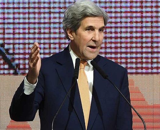 Cựu Ngoại trưởng Mỹ John Kerry.