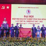Hiệp hội Doanh nghiệp tỉnh Thái Bình tổ chức thành công Đại hội lần thứ III