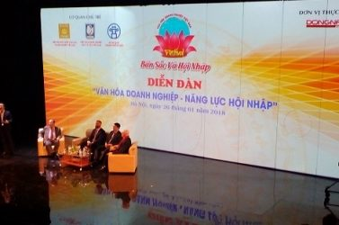 Nhiều hoạt động ý nghĩa tại Festival Văn hóa  Doanh nghiệp Việt nam 2018