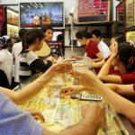 Trượt giảm, thương hiệu Rồng Thăng Long mất 80.000 đồng mỗi lượng