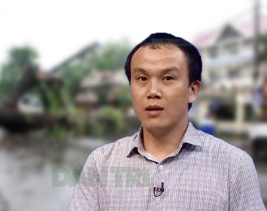 """Tiến sĩ Hoàng Phúc Lâm: """"Tháng 1 và 2/2018 ở miền Bắc là thời điểm rét nhất""""."""
