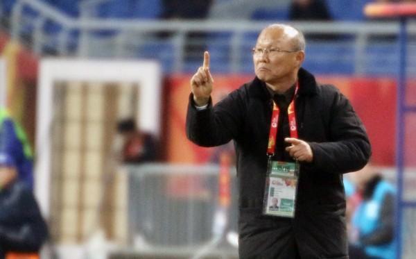 HLV Park Hang Seo xứng danh phù thuỷ, với việc đưa U23 Việt Nam vào chung kết giải châu Á