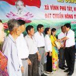 Huyện Phước Long-Tỉnh Bạc Liêu: Chung sức, chung lòng xây dựng nông thôn mới