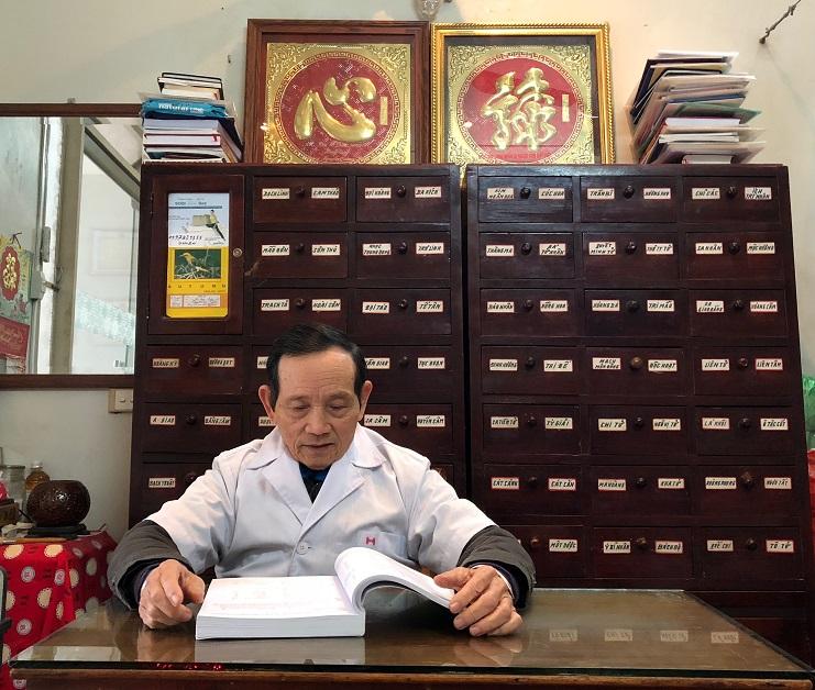 Lương y Nguyễn Hữu Hiệp