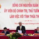 Thủ tướng Chính phủ: Xây dựng Huế trở thành một nơi đáng sống