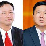 Hôm nay ông Đinh La Thăng, Trịnh Xuân Thanh hầu tòa