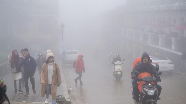 Hôm nay (2/2), không khí lạnh tăng cường trở lại, các tỉnh Bắc Bộ và miễn Trung tiếp tục rét đậm. (Ảnh minh họa: Nguyễn Dương).