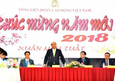 Thủ tướng Nguyễn Xuân Phúc sắp đối thoại với công nhân lao động khu vực phía Bắc