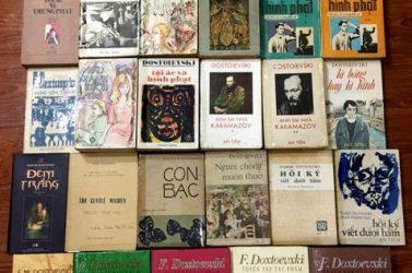 Thú chơi sách cũ- một nét đẹp văn hóa