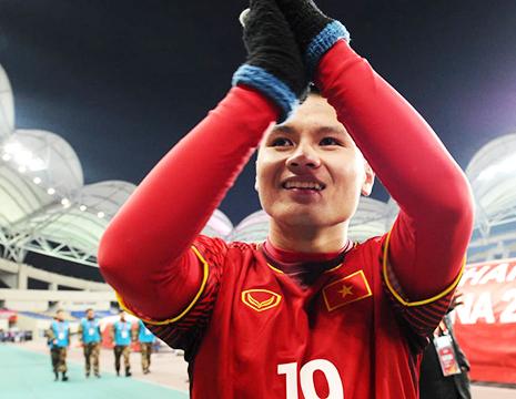 Four Four Two đánh giá Quang Hải xuất sắc nhất U23 châu Á