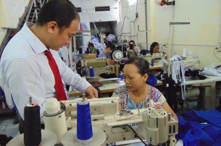 Công ty CP Sản xuất bảo hộ lao động và Thương mại Sơn Linh