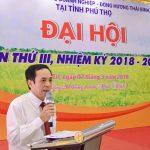CLB Doanh nhân & Doanh nghiệp Thái Bình tại Phú Thọ tổ chức thành công Đại hội III
