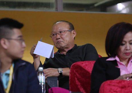"""Vì sao thầy Park """"bỏ rơi"""" trò cưng U23 Việt Nam ở Hàng Đẫy?"""