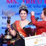 Hoa hậu doanh nhân Nguyễn Thị Nhung là nghi phạm cầm đầu đường dây mua bán hóa đơn hàng ngàn tỉ ở Hải Phòng
