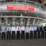 Formosa Hà Tĩnh: Vận hành thử nghiệm lò cao số 2