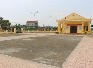 Hà Tĩnh: Sức sống mới, diện mạo mới trên quê hương xã Thạch Hưng