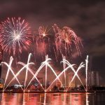 Nghỉ hè, du khách đổ xô về Đà Nẵng, vé pháo hoa hút khách
