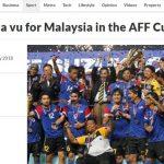 HLV Malaysia thở phào vì chỉ đụng độ với Việt Nam