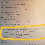 """Bài toán lớp 1 khiến ông bố hoang mang phải lên mạng hỏi: """"Cô chấm đúng hay sai?"""""""