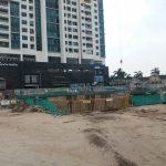 Dự án Gold Tower 275 Nguyễn Trãi chưa xong móng đã rao bán rầm rộ?