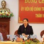 Phó Chủ tịch Thường trực Quốc hội Tòng Thị Phóng: Nâng cao chất lượng cuộc sống cho trẻ em