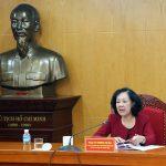 """Thực hiện dân chủ cơ sở và vai trò đi đầu của """"dân vận chính quyền"""""""