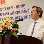 Sơ kết 5 năm thực hiện Nghị quyết số 21-NQ/TW của Bộ Chính trị: Những chuyển biến mạnh mẽ