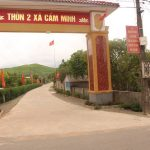 Hà Tĩnh: Xã Cẩm Minh nhân dân đoàn kết, đồng lòng trong xây dựng nông thôn mới