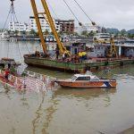 Lại xảy ra chìm tàu tại Tuần Châu