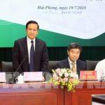 Hải Phòng kết nối đầu tư, kinh doanh Việt Nam – Nhật Bản