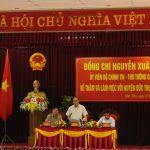 Hà Tĩnh: Thủ tướng Nguyễn Xuân Phúc thăm và làm việc tại huyện Đức Thọ