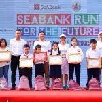 Hơn 800 vận động viên tham gia giải chạy gây quỹ học bổng cho trẻ em nghèo