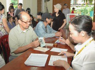 Giải quyết chế độ hưu trí cho trường hợp bảo lưu