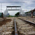 Thanh Hóa: Cầu hành bộ qua đường sắt- giải pháp hữu hiệu giảm thiểu tai nạn giao thông