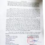 Huyện Vân Đồn- Tỉnh Quảng Ninh: Hơn 2 năm không thực hiện được quyền của người sử dụng đất