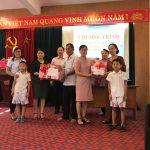 Tỉnh Quảng Ninh: Nhiều phần quà tết trung thu đến với các cháu có hoàn cảnh khó khăn