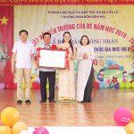 Ngành GD-ĐT Thị xã Cửa Lò giữ vững danh hiệu lá cờ đầu