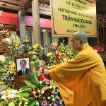 Chùa Xuân Lan thành phố Móng Cái, tưởng niệm Chủ Tịch Nước CHXHCN Việt Nam