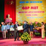Tỉnh Hải Dương : Huyện Kinh Môn gặp mặt nhân kỷ niệm 14 năm ngày doanh nhân Việt Nam 13/ 10/2004 – 13/ 10/2018