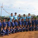Trường mầm non Hoa Hồng: Làm tốt công tác phối hợp với phụ huynh học sinh