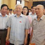 Chủ tịch Hà Nội: Tổng Bí thư làm Chủ tịch nước là việc được thống nhất cao trong Đảng