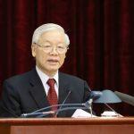 Toàn văn phát biểu của Tổng Bí thư Nguyễn Phú Trọng khai mạc Hội nghị Trung ương 8