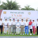 """Khởi tranh giải """"VNABC Golf Tournament 2018"""""""