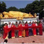 Chùa Phúc Tự xã Thụy Trường -Thái Thụy, Thái Bình: Đoàn kết, xây dựng Chùa Cảnh 4 gương mẫu